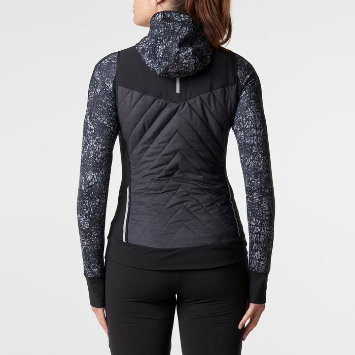 GILET SANS MANCHES JOGGING FEMME RUN WARM - 1186045