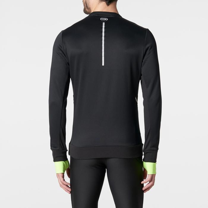 Run Warm+ Men's Running Long-Sleeved T-Shirt - Grey - 1186074