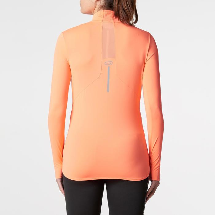 MAILLOT MANCHES LONGUES JOGGING FEMME RUN DRY+ ZIP - 1186155
