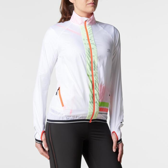 Kalenji Kiprun Wind Women's Running Jacket - White - 1186158