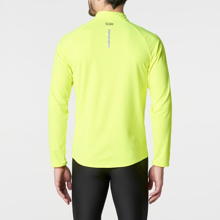 TEE SHIRT MANCHES LONGUES RUNNING HOMME RUN WARM - 1186200