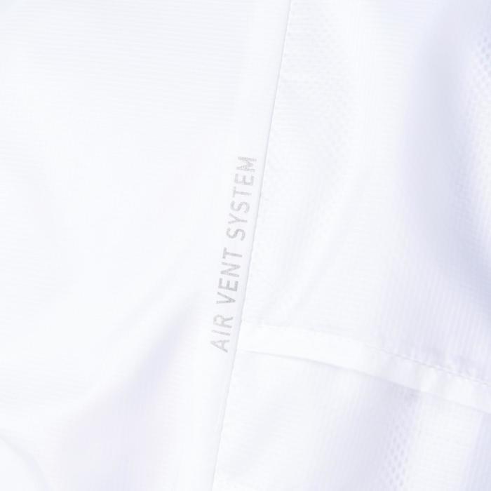 女款外套KALENJI KIPRUN WIND - 白色