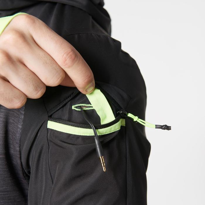 Run Warm+ Men's Running Jacket - Mottled Black