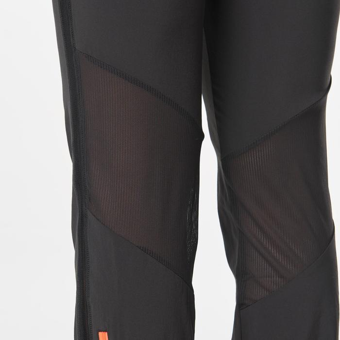Kalenji Kiprun Women's Running Trousers - Black / Coral - 1186347