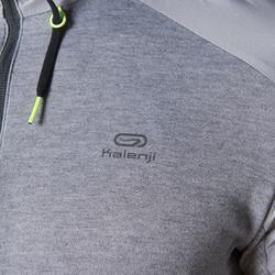 Run Warm+ Men's Running Jacket - Grey