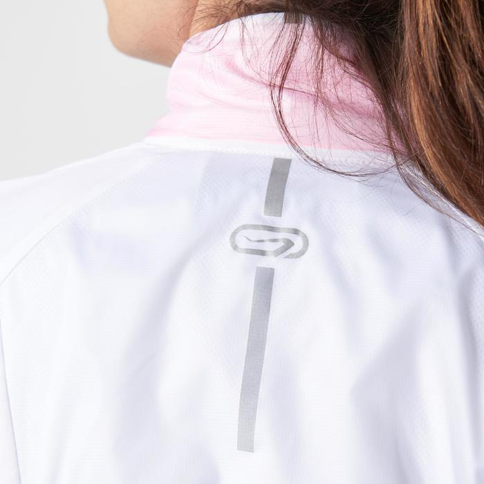Kalenji Kiprun Wind Women's Running Jacket - White - 1186520