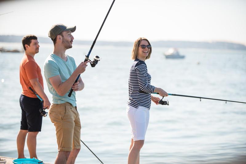 SET de iniciación a la pesca UFISH SEA 240 New