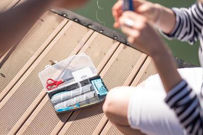 Conjunto de descubrimiento de pesca UFISH SEA 240 New