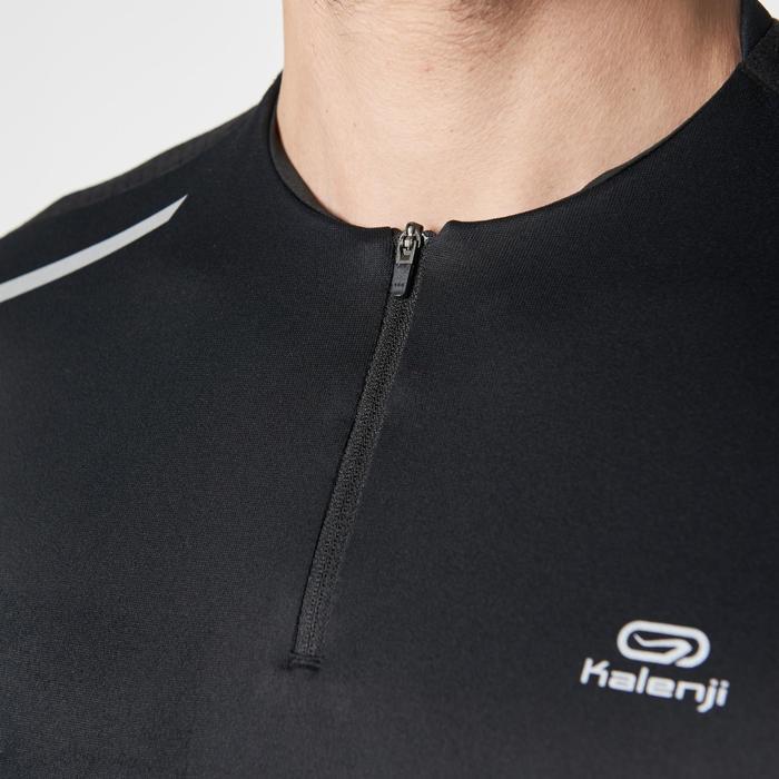 Run Warm+ Men's Running Long-Sleeved T-Shirt - Grey - 1186652