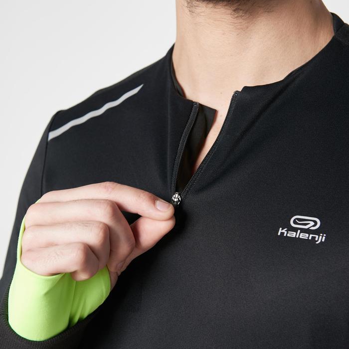 Run Warm+ Men's Running Long-Sleeved T-Shirt - Grey - 1186668