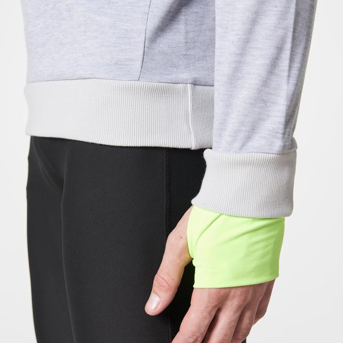 Run Warm+ Men's Running Long-Sleeved T-Shirt - Grey - 1186669