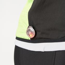 Blinklicht für Läufer rot