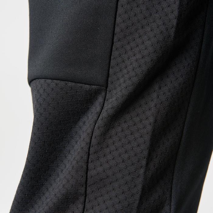 Run Warm + Men's Running Trousers - Black