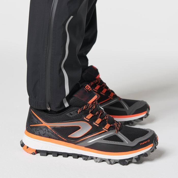 Pantalon imperméable trail running homme noir - 1186842