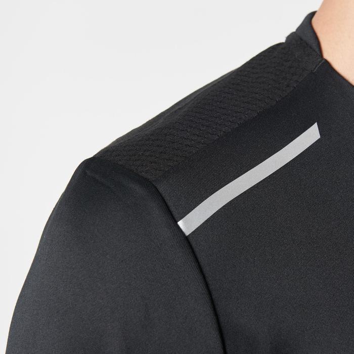 Run Warm+ Men's Running Long-Sleeved T-Shirt - Grey - 1186913
