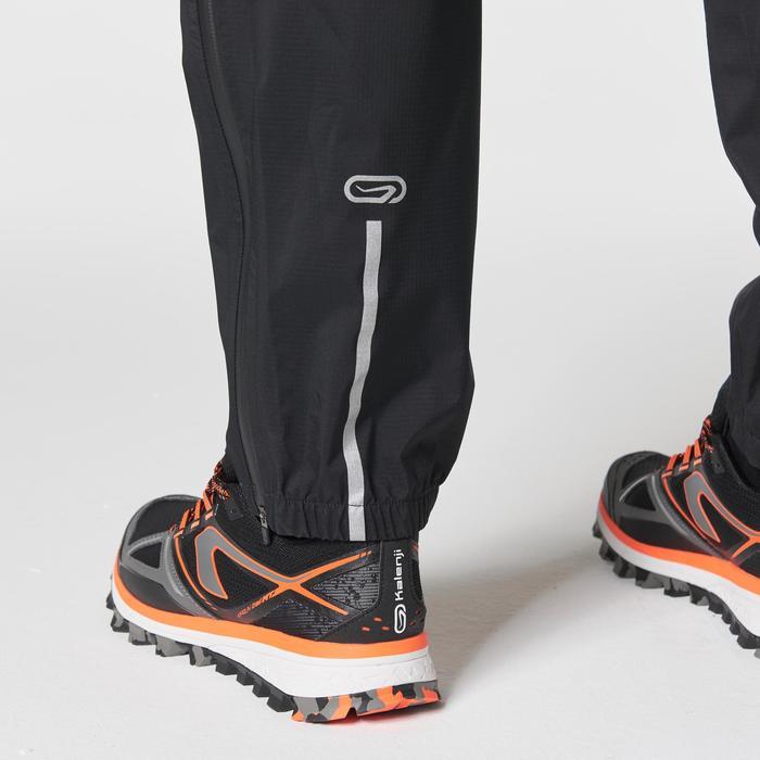 Pantalon imperméable trail running homme noir - 1186932