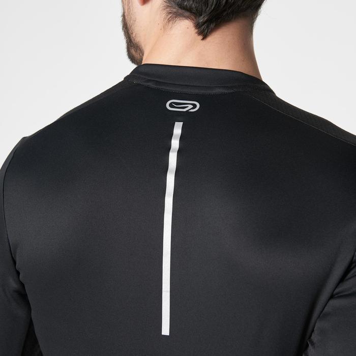 Run Warm+ Men's Running Long-Sleeved T-Shirt - Grey - 1186938