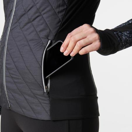 Veste sans manches Run Warm – Femmes