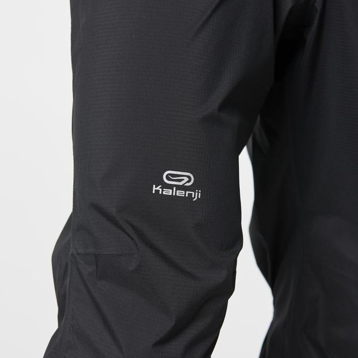 Pantalon imperméable trail running homme noir - 1186994