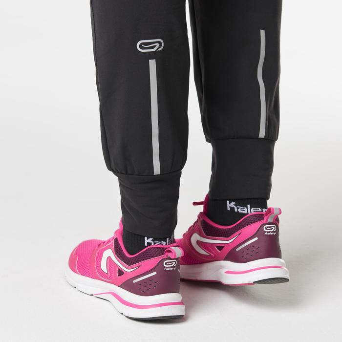 Run Warm Women's Running Trousers - Black