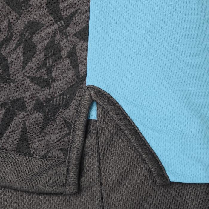 TANK Baloncesto mujer B500 azul turquesa gris