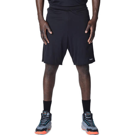 Short Básquetbol Tarmak SH100 hombre negro