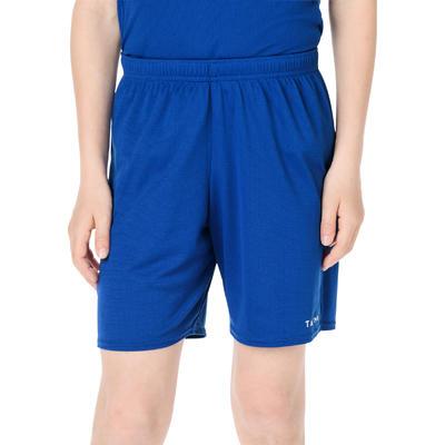 SH100 Boys'/Girls' Beginner Basketball Shorts - Blue