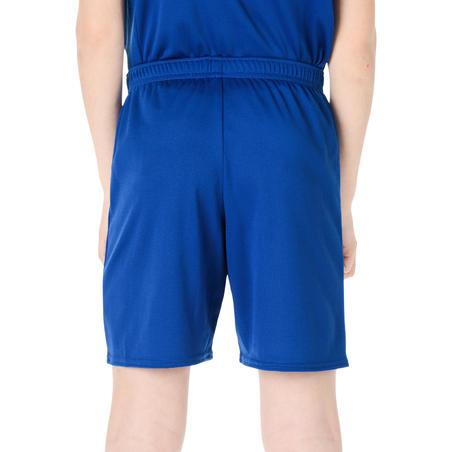 Celana Pendek Bola Basket Pemula Putra/Putri SH100 - Biru