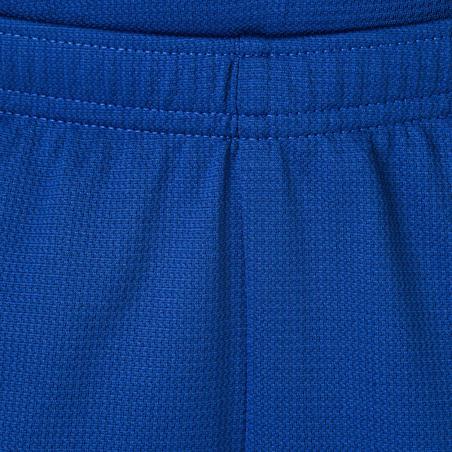 Short de basket JR débutant(e) bleu SH100 - Hommes/Femmes