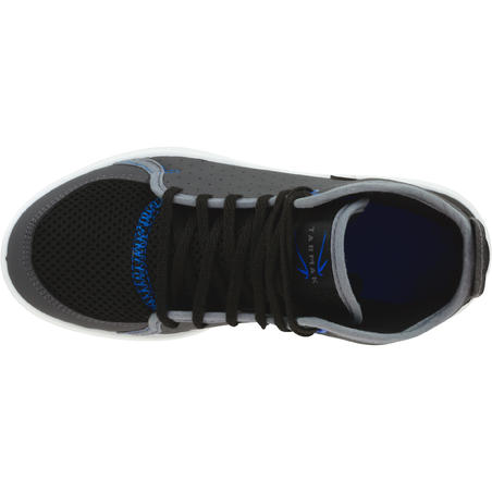 Shield 100 Boys/Girls Basketball Shoes For Beginners - Grey
