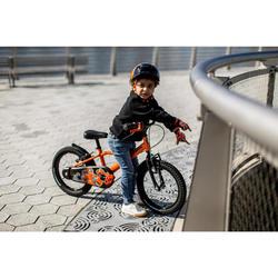 Kinderfahrrad 16 Zoll Robot 500 orange