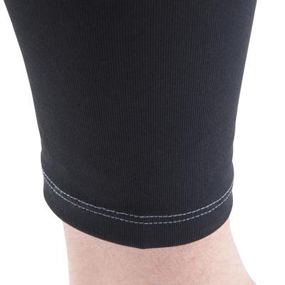 Pantalón de lycra niños Keepdry Negro