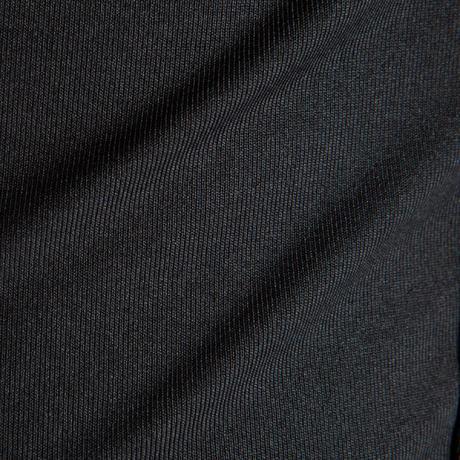 e50307ccb5df Sous maillot de football manches longues enfant Keepdry 100 noir uni.  Previous. Next