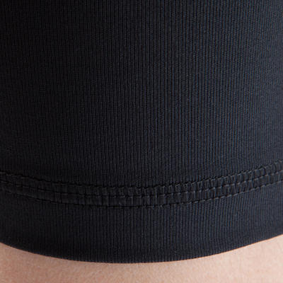 Keepdry 100 Kids' Football Undershorts - Black