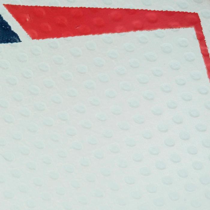 Ballon de handball hybride H500 Taille 2 rouge et - 1187309