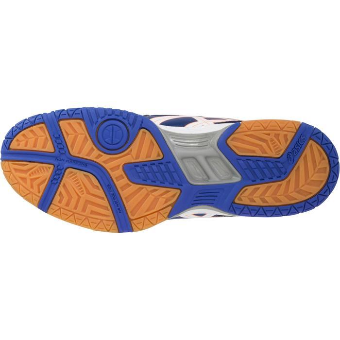 Volleybalschoenen heren Gel Spike blauw/wit/oranje - 1187316