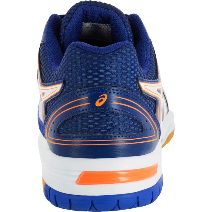 Chaussures de volley-ball homme Asics Gel Spike bleues, blanches et oranges - 1187319