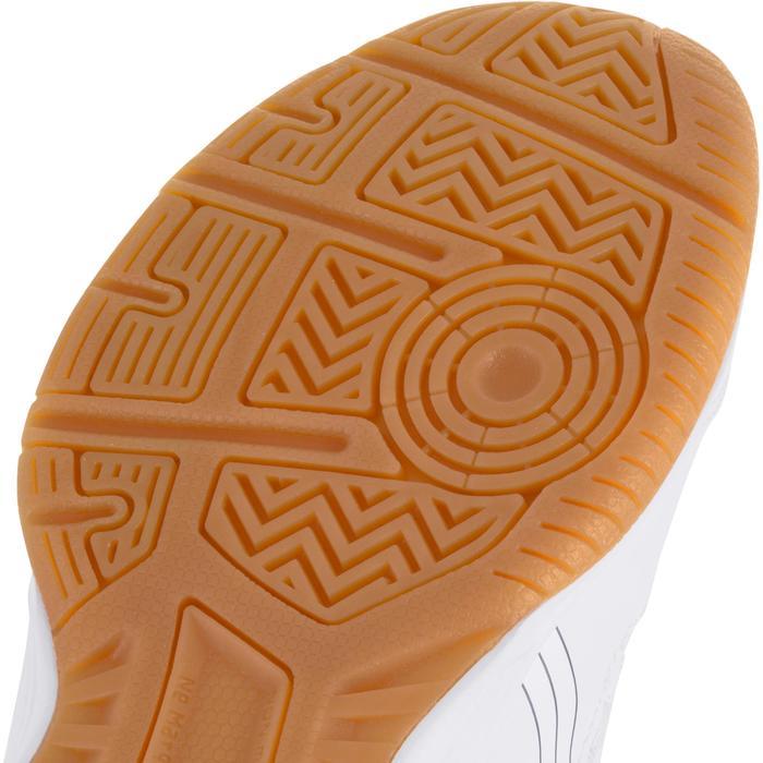 Chaussures de volley-ball Junior Asics Gel Spike blanches et bleues - 1187330