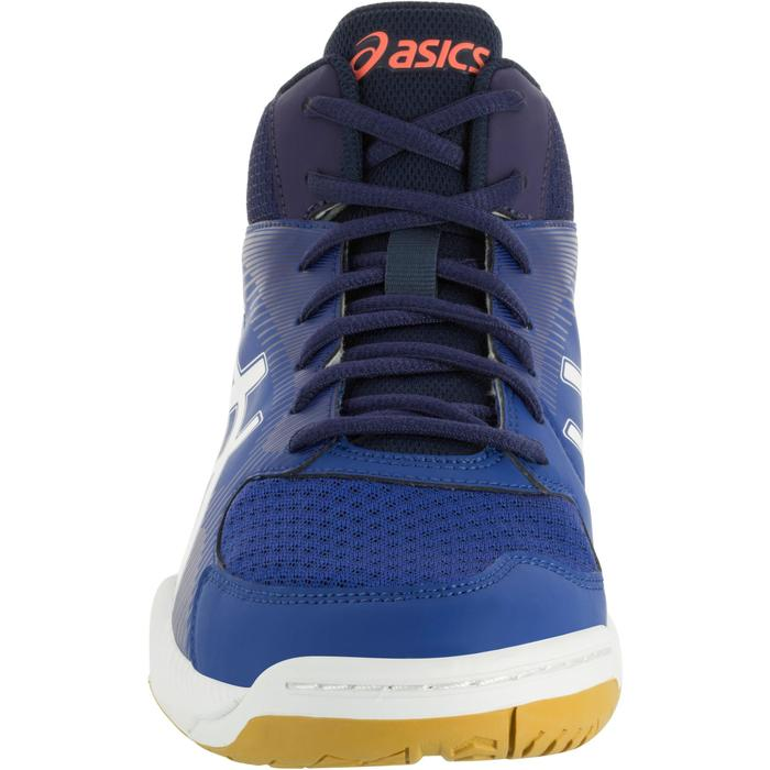 Chaussures de volley-ball homme Asics Gel Task marines et blanches - 1187354