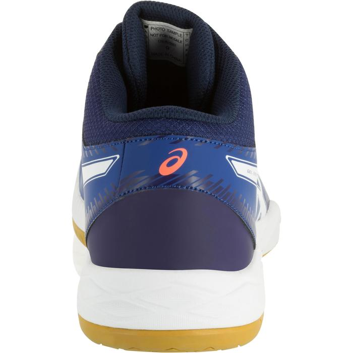 Chaussures de volley-ball homme Asics Gel Task marines et blanches - 1187355