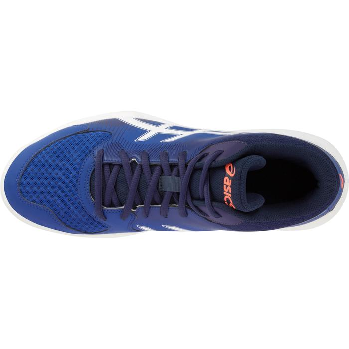 Chaussures de volley-ball homme Asics Gel Task marines et blanches - 1187360