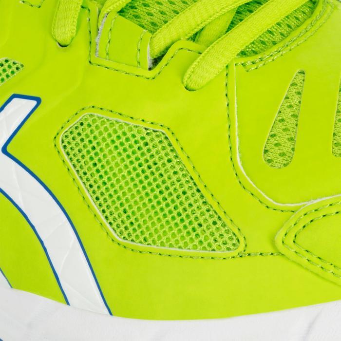 Chaussures de volley-ball homme Asics Gel Beyond jaunes et bleues - 1187372