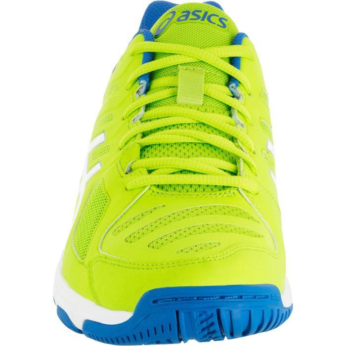 Chaussures de volley-ball homme Asics Gel Beyond jaunes et bleues - 1187373