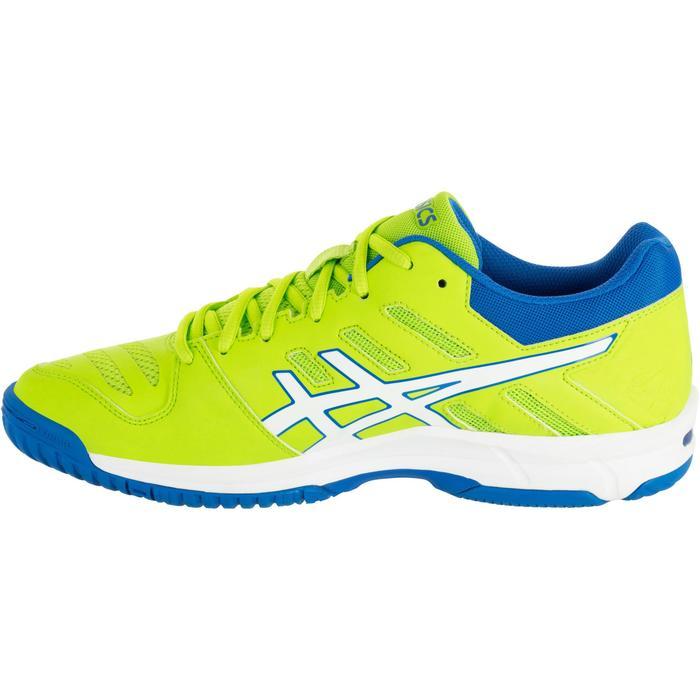Chaussures de volley-ball homme Asics Gel Beyond jaunes et bleues - 1187374