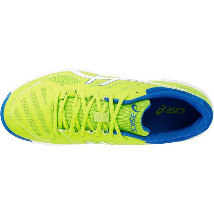 Chaussures de volley-ball homme Asics Gel Beyond jaunes et bleues - 1187375