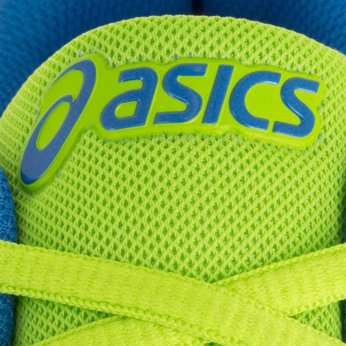 Chaussures de volley-ball homme Asics Gel Beyond jaunes et bleues - 1187377