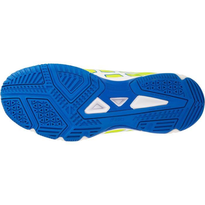 Chaussures de volley-ball homme Asics Gel Beyond jaunes et bleues - 1187379