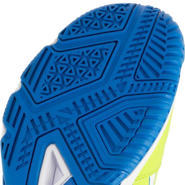 Chaussures de volley-ball homme Asics Gel Beyond jaunes et bleues - 1187380