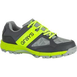 Zapatillas para hombre Flash adulto gris/verde