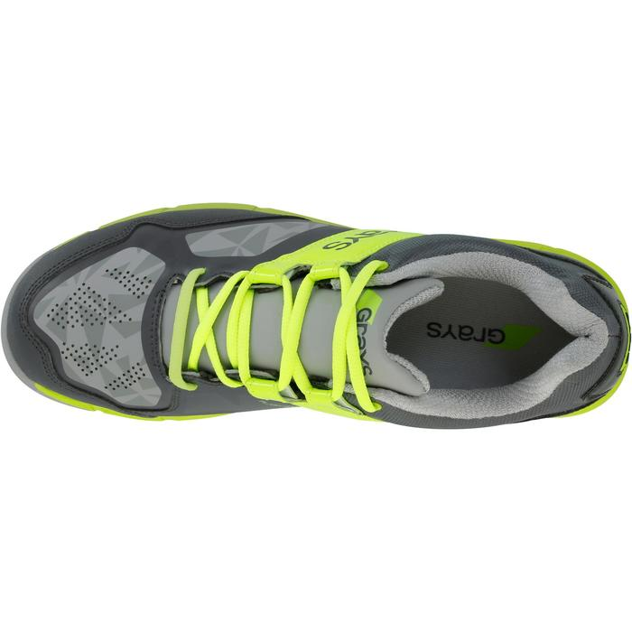 Chaussures homme Flash adulte Gris/vert - 1187416